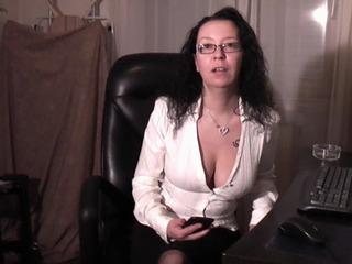 Die Anal Sekretärin