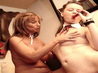 Lesbisch in der Bar - Teil 2