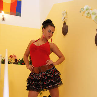 Sexy Latin Look