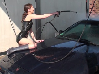Latex Carwash! (Userwunsch)