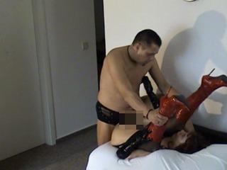 erotik video amateur penispumpe in aktion