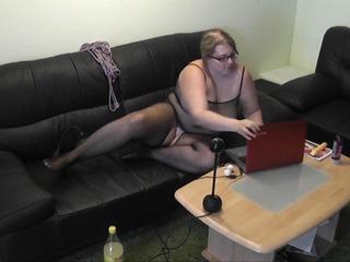 Vom Stiefbruder beim Webcammachen erwischt