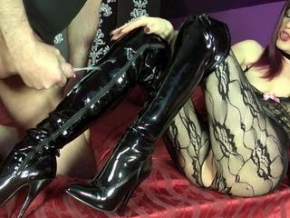 erotik kostenlos ansehen catsuit high heels