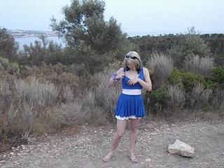965c9637 in Mallorca Geil zeigen und pissen
