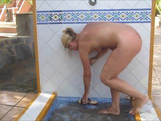Die Strand Dusche