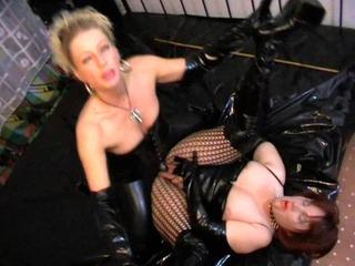 E7c10297 in Strapon meine Zofe hart durchgefickt - Domina BDSM Fetisch