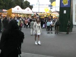 Oktoberfest Pissen