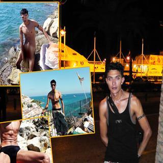 Hot Boy auf Ibiza