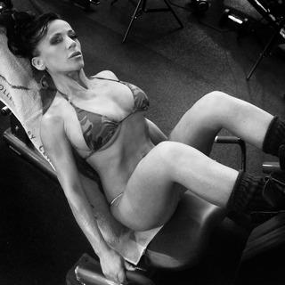 Paparazzi im Fitness-Studio
